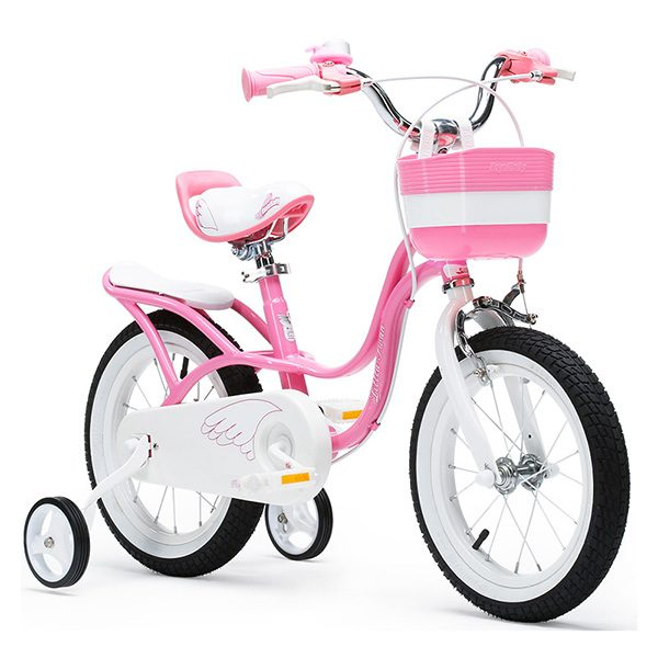 ROYAL BABY Children Bicycle Little Swan