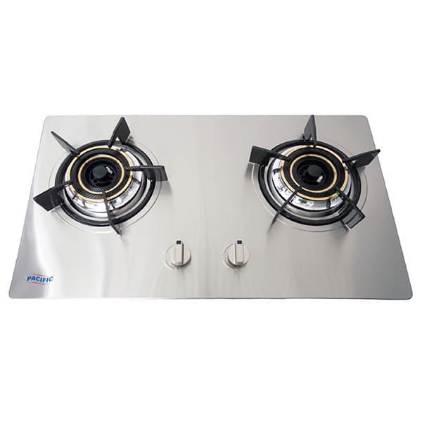 PACIFIC Double Gas Stove Impression 6688
