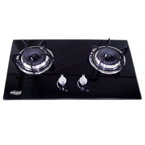 PACIFIC Ceramic Double Gas Stove PG3800