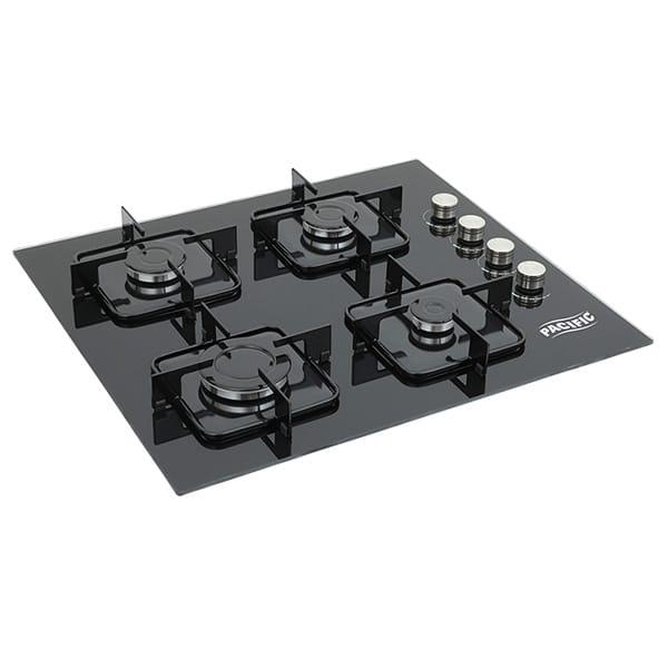 PACIFIC Built - In Glass Hob Black SH644BFG3S