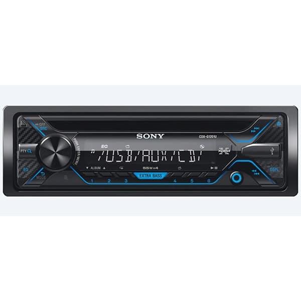 SONY CD Receiver Car Audio Player Extra Bass CDX-G1201U