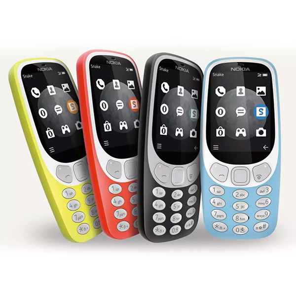 NOKIA 3310 16MB (up to 32 GB)