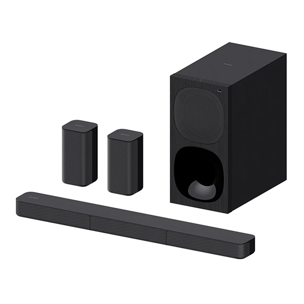 SONY 5.1 Home Cinema Soundbar System 400W