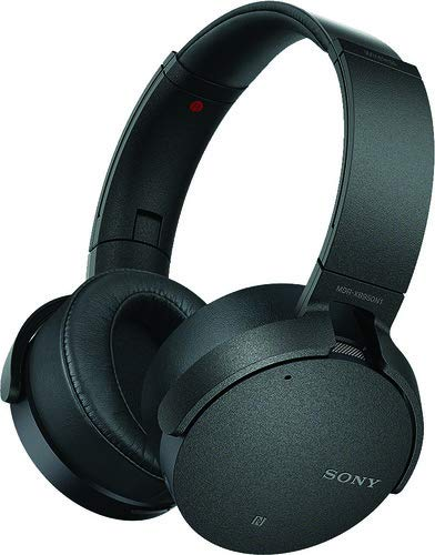 Sony Headset - Extra Bass Wireless Noise Canceling Headphone - Model MDR-XB950N1