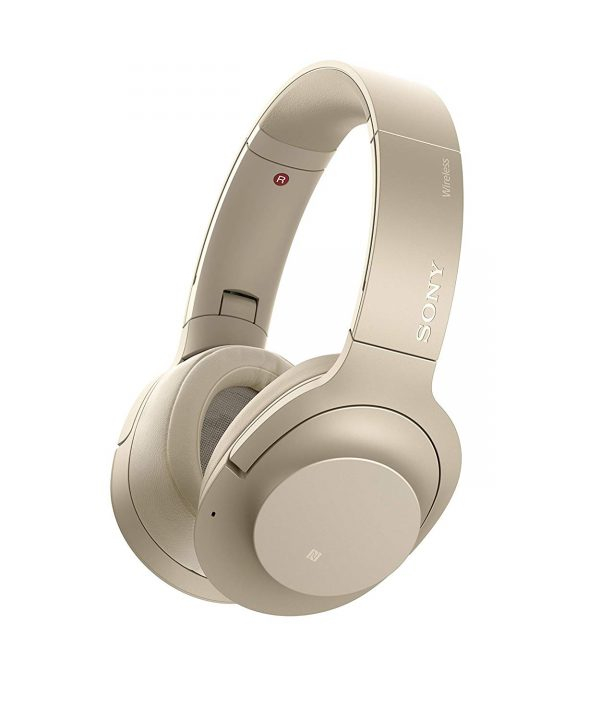 Sony Headset - Hi-Res Noise Cancelling Wireless Headphone - Model WH-H900N