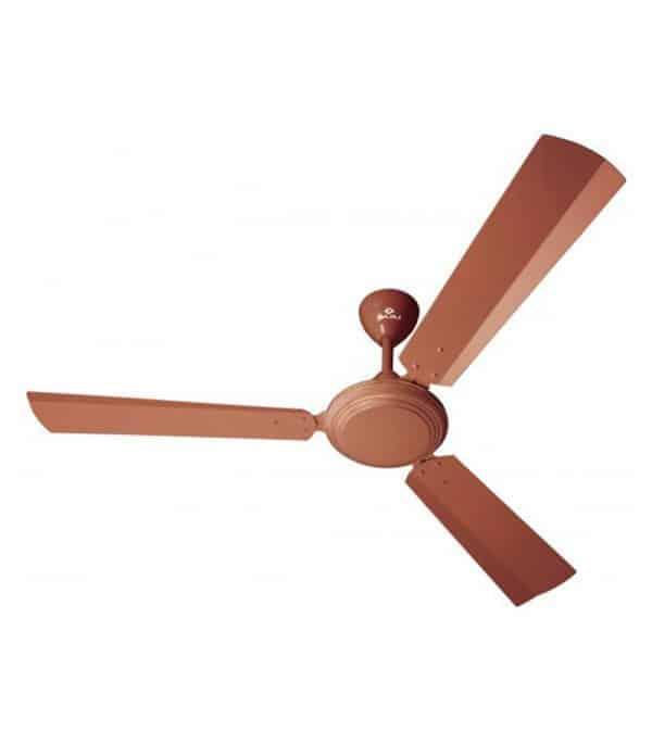 Bajaj Ceiling Fan - Model: GRACE LX (Brown)