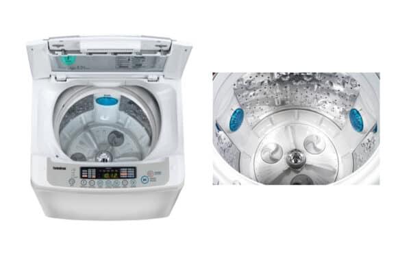 LG Washing Machine - Top Load - 7 KG T6516TDPV01