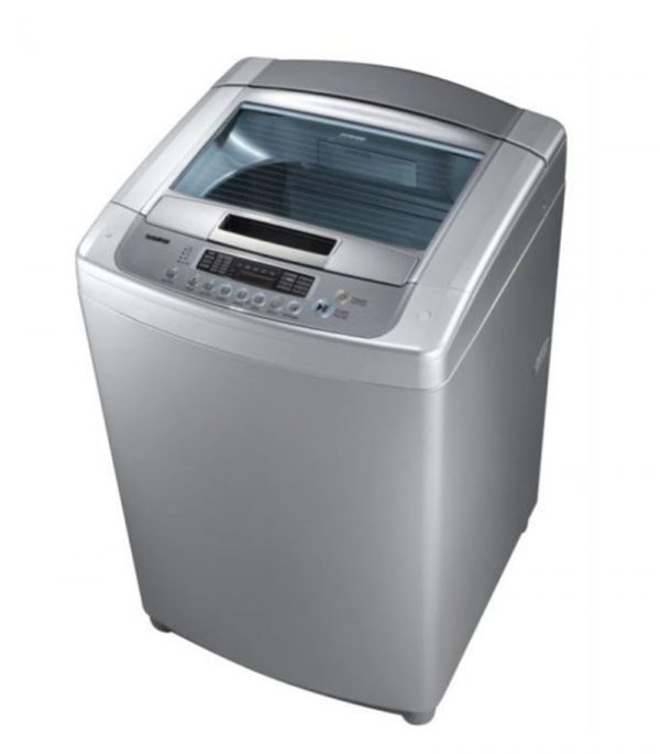 LG Washing Machine - Top Load - 10 KG T8507TEFTW