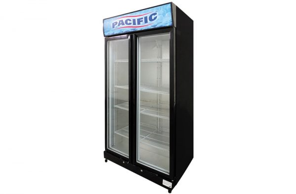 Pacific Upright Drinks Chiller 800L - LG-800BF