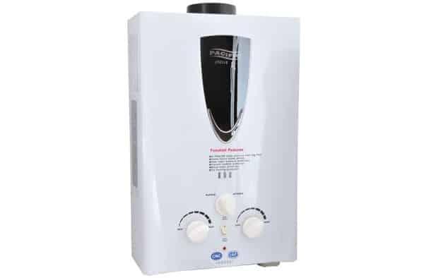 Pacific Gas Water Heater 6L - JSD12-6L