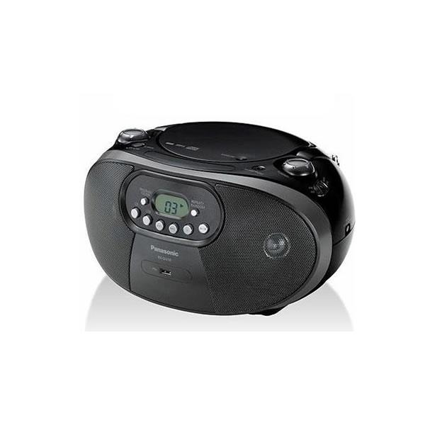 Panasonic CD & USB Boombox With Radio