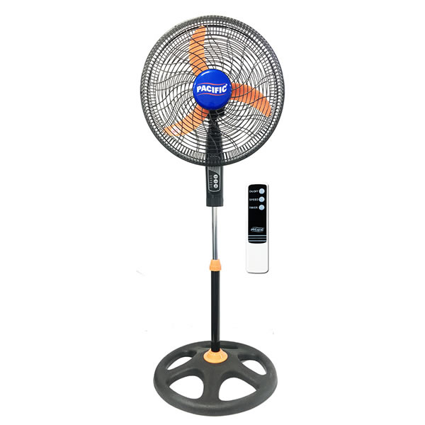 """Pacific Stand Fan 18"""" (With Remote) - S1808R"""