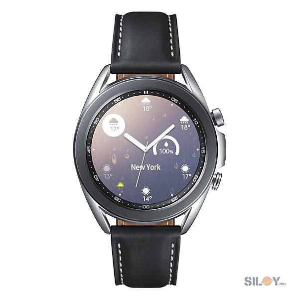 SAMSUNG Galaxy Watch 3 41MM Mystic Silver - SM-R850