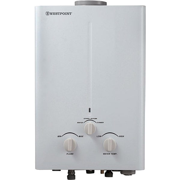 Westpoint Gas Water Heater - WHV0615