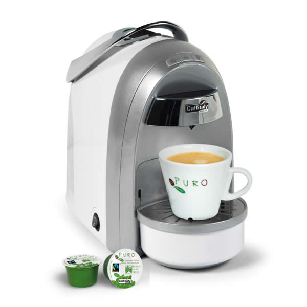 CAFFITALY Coffee Maker Machines S16