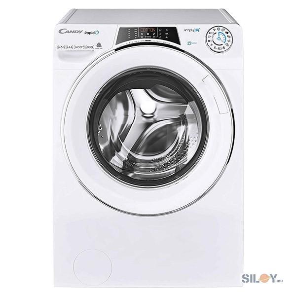 CANDY Washing Machine 9Kg Wash Front Load - SmartPro LXLT-001550