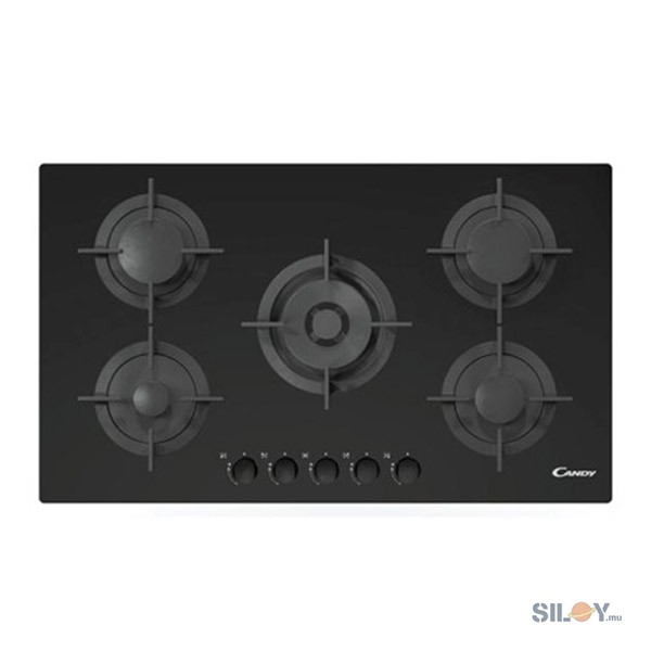 CANDY Built-in Gas Hob 90 x 60 cm - Gas on Glass LXLT-003162