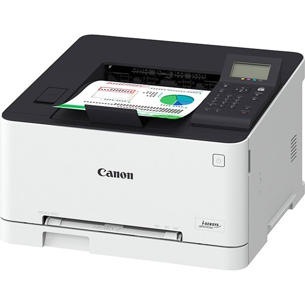 CANON Laser Colour Printer - Single Function - i-SENSYS LBP613CDW