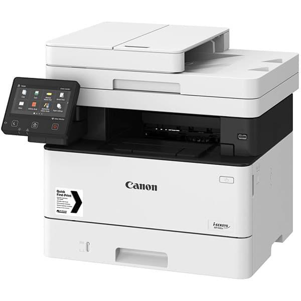 CANON Laser Monochrome Printer - Print, Scan & Copy - i-SENSYS MF446X