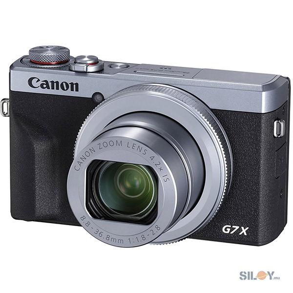 CANON 4K Camera 20.1 MegaPixel PowerShot G7 X Mark III