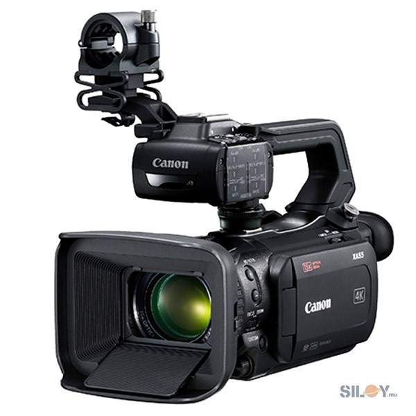 CANON 4K UHD Camcorder 15x Optical Zoom - XA50