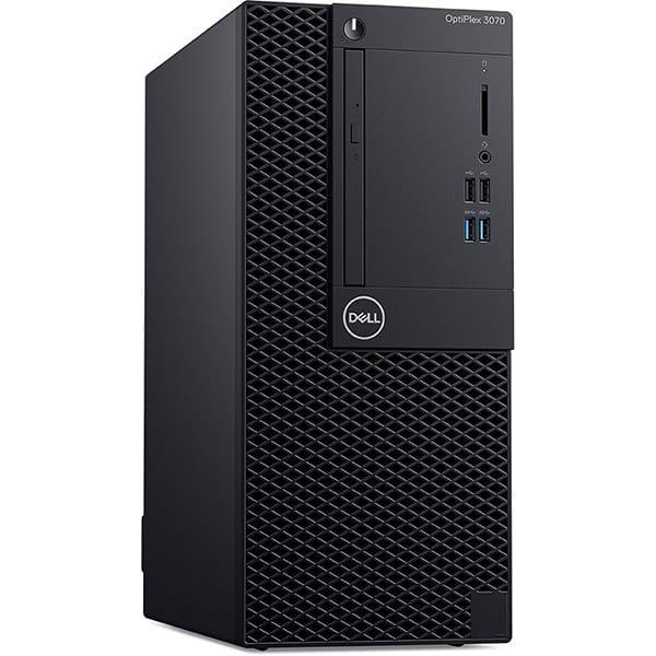 Dell Desktop PC OptiPlex 5070 Mini Tower - Core i7 (256GB SSD)