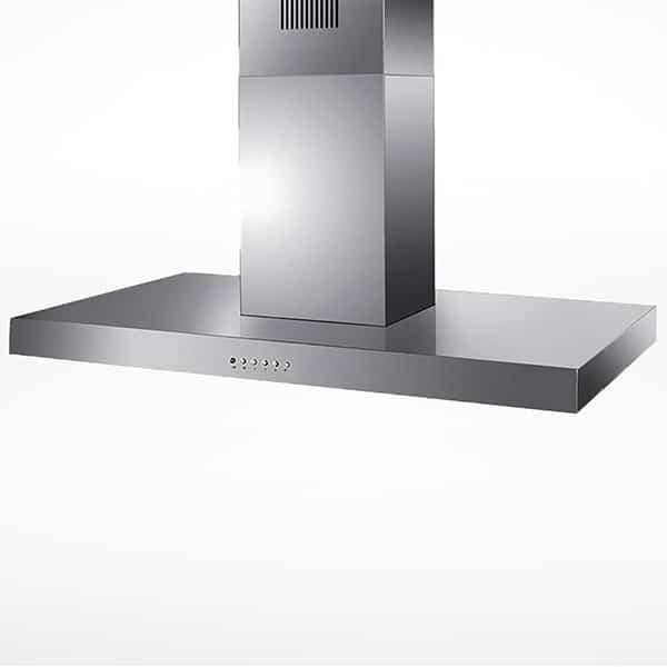 ELBA Chimney Hood 60cm 3 Speeds Stainless Steel ECH6066X
