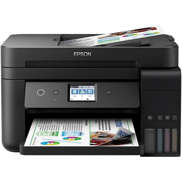 EPSON Ecotank L6190 Cartridge-free Printer 4-in-1