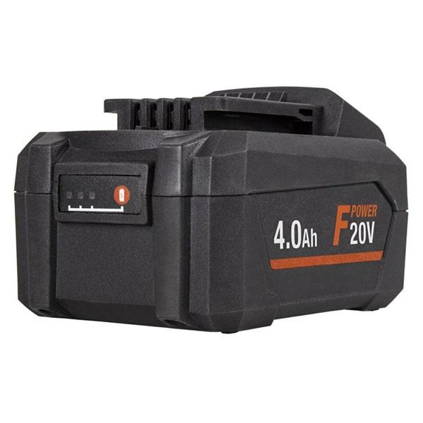 FERM Battery With Indicator Li-Ion 20V, 4.0Ah CDA1138