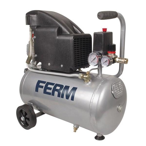 FERM Compressor 1.5HP - 1100W - 24L CRM1045