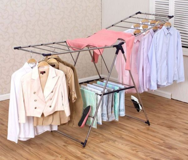 KB Foldable Clothes Rack