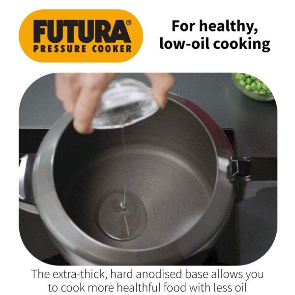 FUTURA - Pressure Cooker 5L