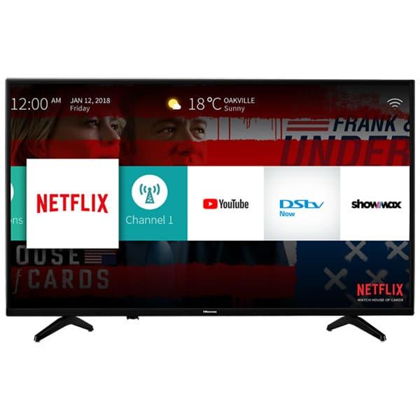 "HISENSE HD Full HD TV 43"" 43A6000F"