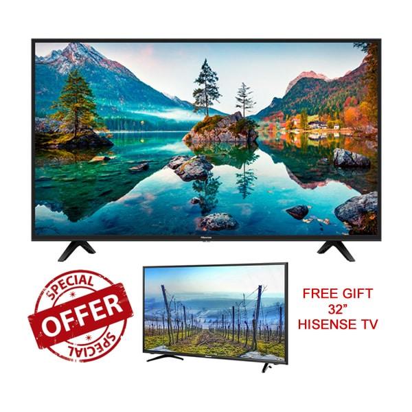 "HISENSE UHD True 4K Smart TV 65"" B7100 65B7100UW"