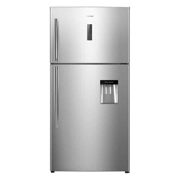 HISENSE Refrigerator 545L - Combi Fridge No Frost