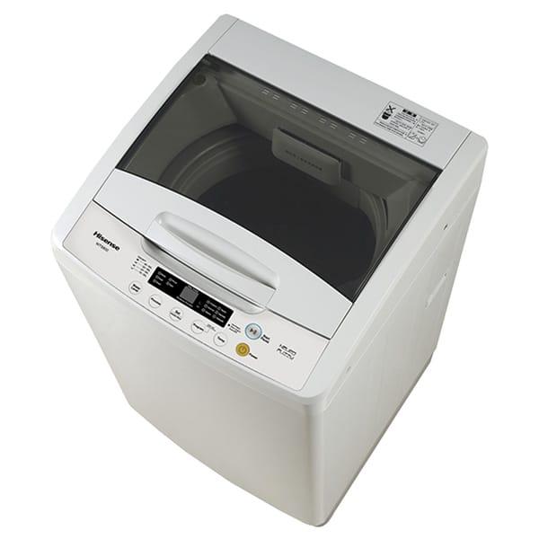 HISENSE Washing Machine - Top Load, 8Kg