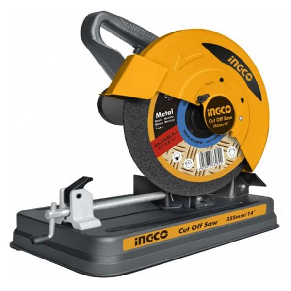 INGCO - Cut Off Saw 2400W, 3900 RPM, 335MM Cutting Disc - COS35528