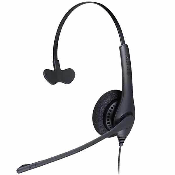 JABRA BIZ 1500 USB Mono Wideband Noise-Cancelling Headset