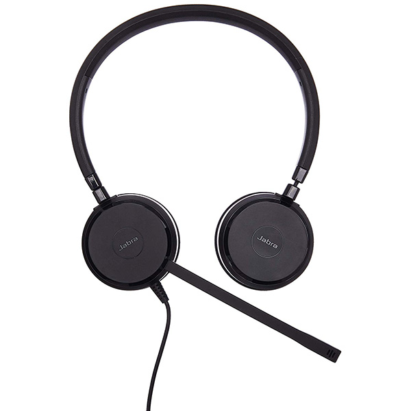 JABRA Evolve 20 Stereo Usb Microsoft Cert. Headset
