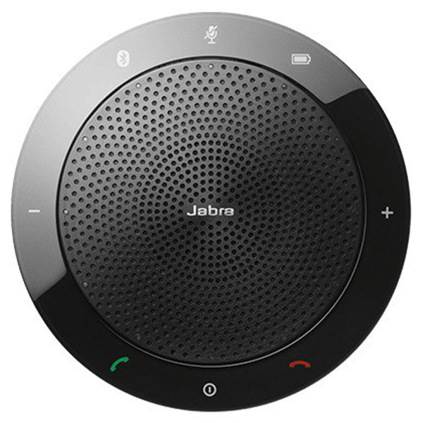 JABRA SPEAK 510+ MS Speakerphone for UC, USB & BT Conference - 7510-309
