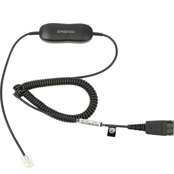 JABRA GN 1200 CC Smart Cord For Standard Headsets