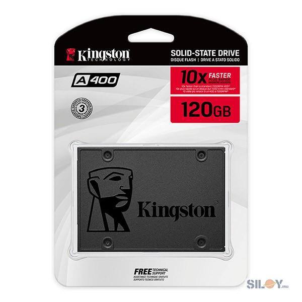 KINGSTON 120 GB SSD 2.5 Inch SATA3 - A400