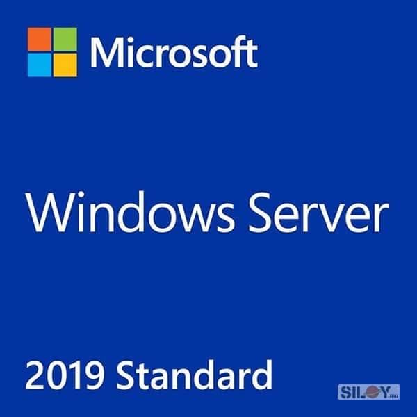 Microsoft Windows Server 2019 STD 64Bit 16 Cores