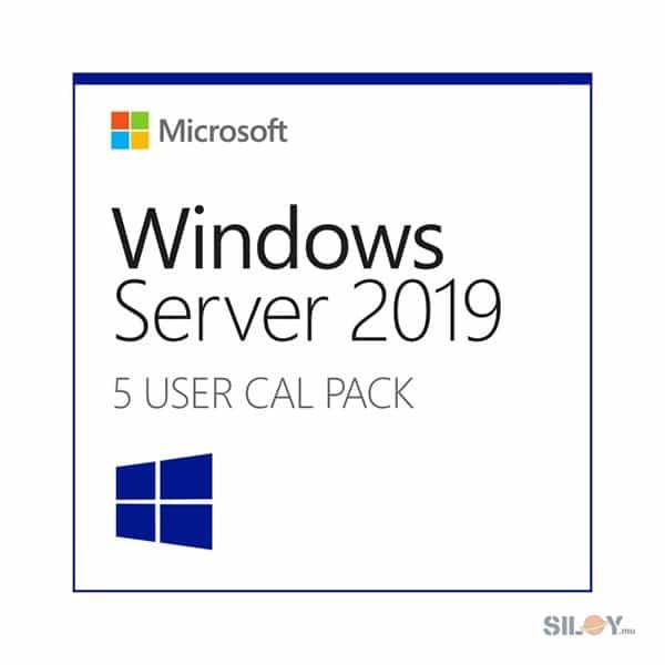 Microsoft Windows Server CAL 2019 - 5 User CAL