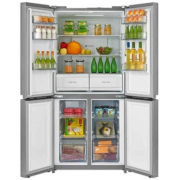MIDEA Refrigerator 482L Energy Class A+ HQ-627WDEN