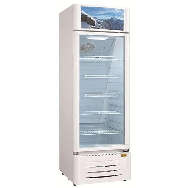 MIDEA Display Cooler 211L Design Chiller HS-281S