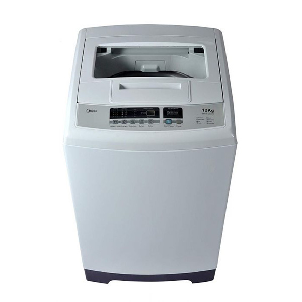 MIDEA Washing Machine 12Kg Top Load A++ MAM120-S2002FMPS
