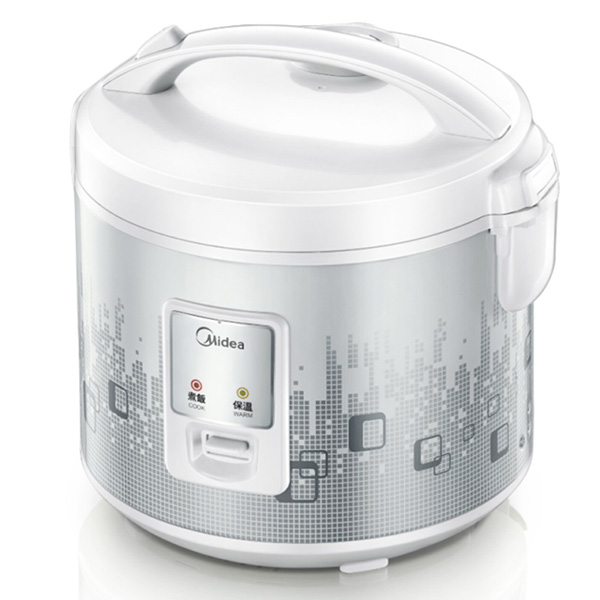 MIDEA Rice Cooker 3L 500W Steamer MB-YJ3010