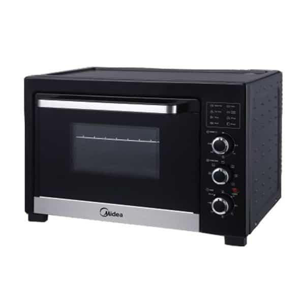 MIDEA Oven Toaster Rotisserie Grill 38L 1800W MC38EHB-LR0ZE