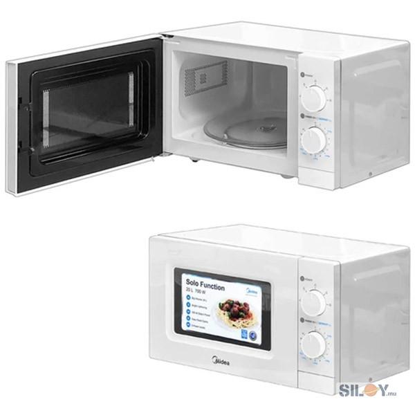 MIDEA Microwave 20L 700W MM720C2GS White